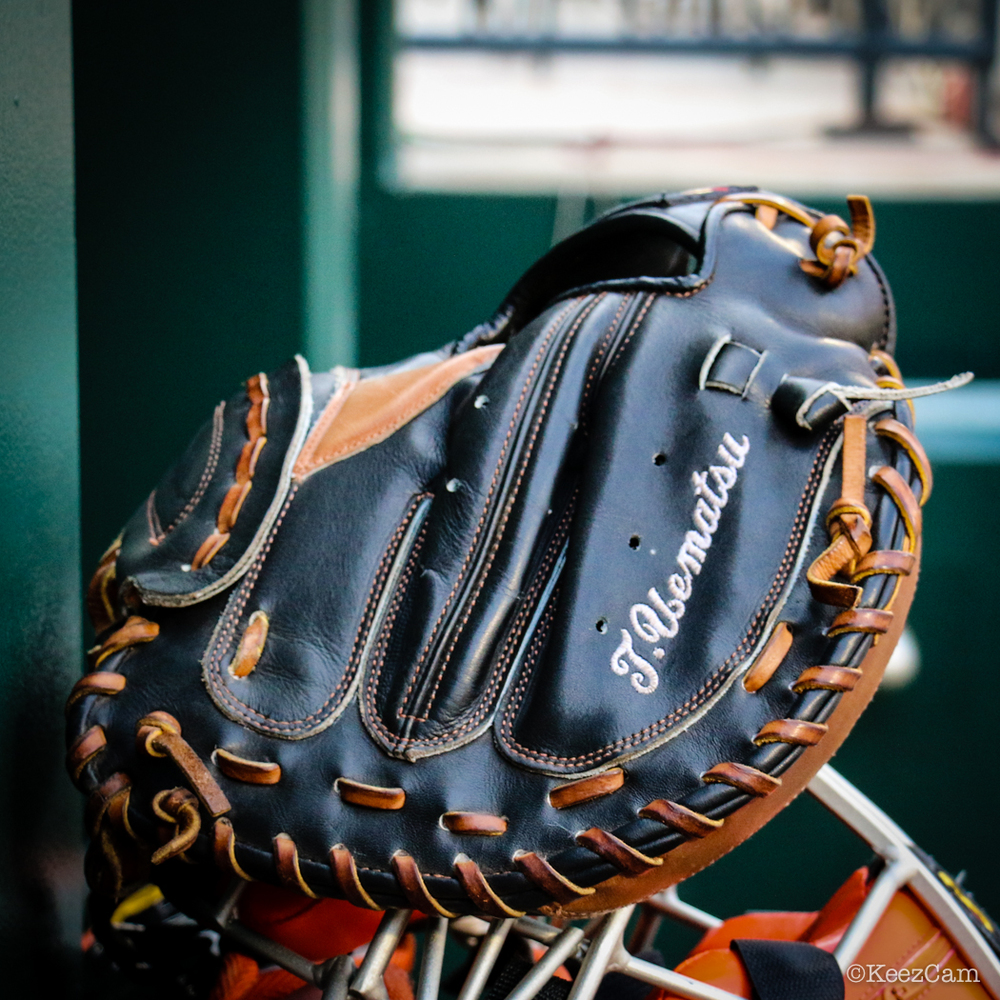 SF Giants Bullpen Mitt
