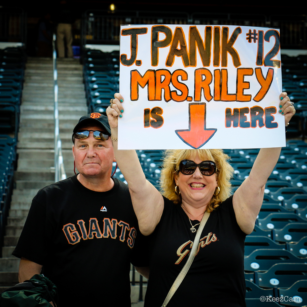 Joe Panik fan