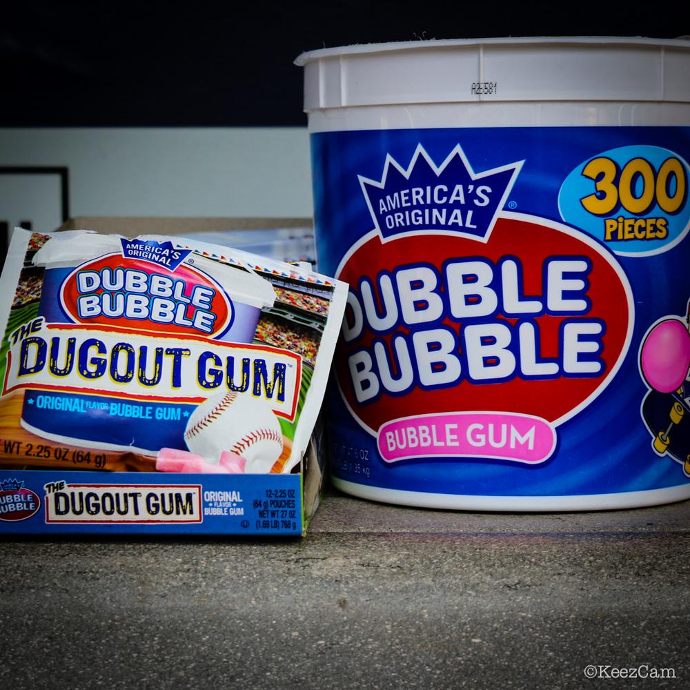 MLB Bubble Gum