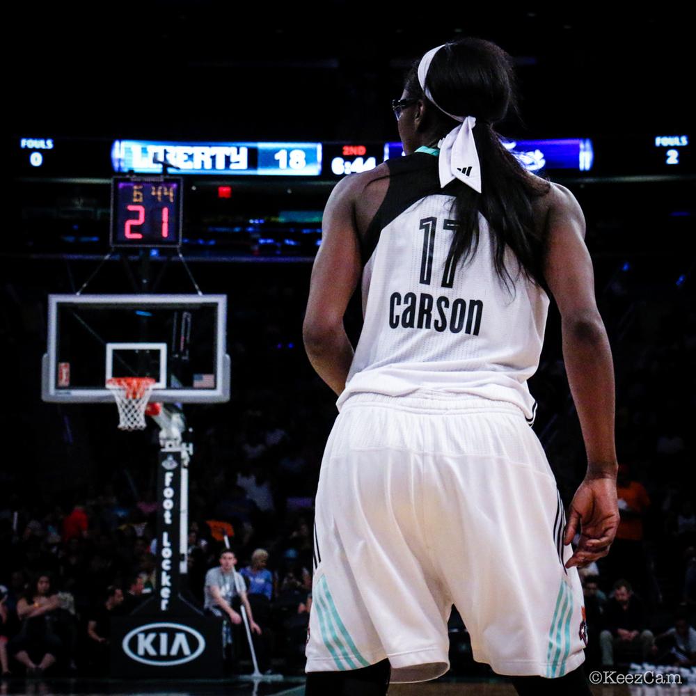 Essence Carson