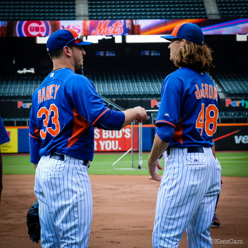 Mat Harvey & Jacob deGrom