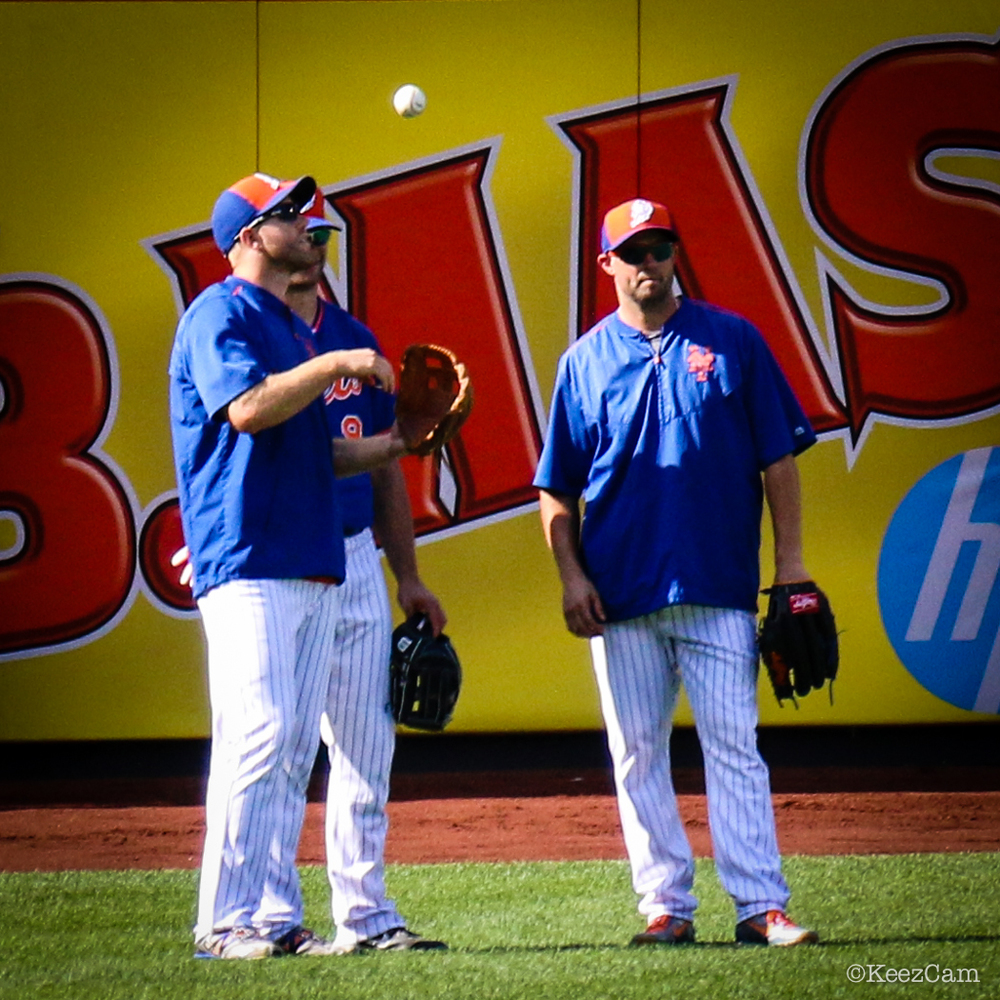 Eric Campbell & Michael Cuddyer