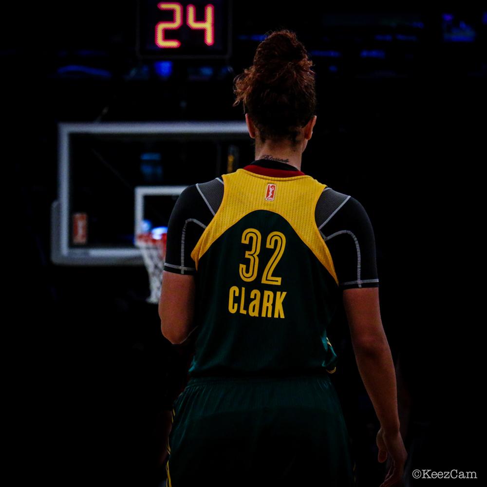 Alysha Clark