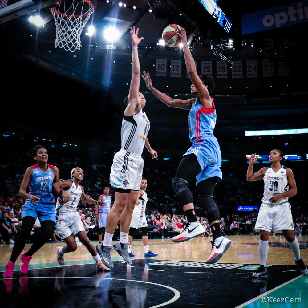 When titans clash at Madison Square Garden