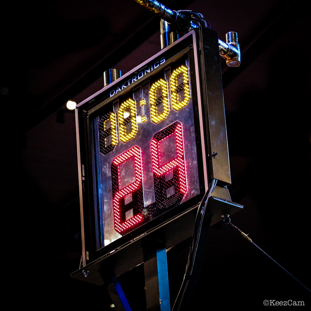 WNBA Shot Clock