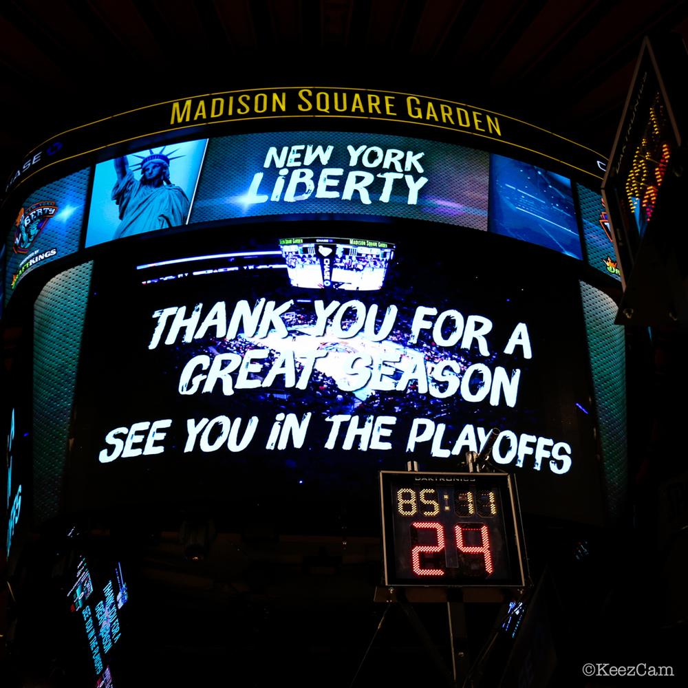 Thank you for a great season. #LIBSON10