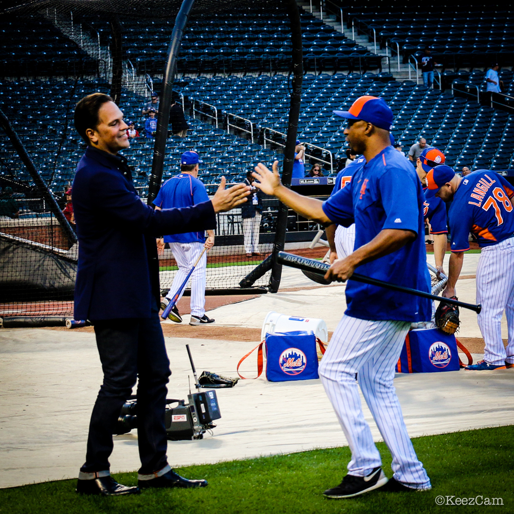 Mike Piazza & Tom Goodwin