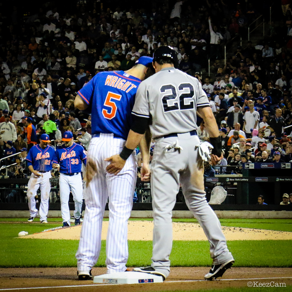 David Wright & Jacoby Ellsbury