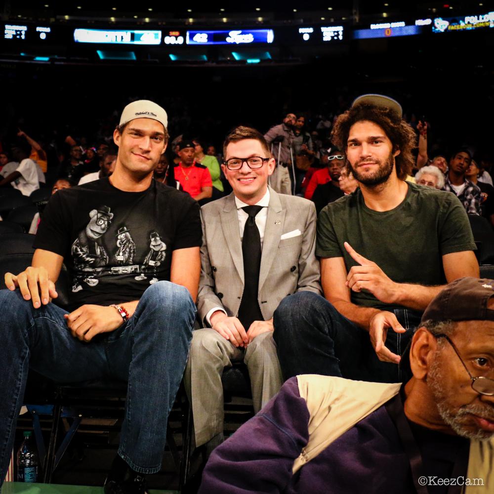 Brook & Robin Lopez