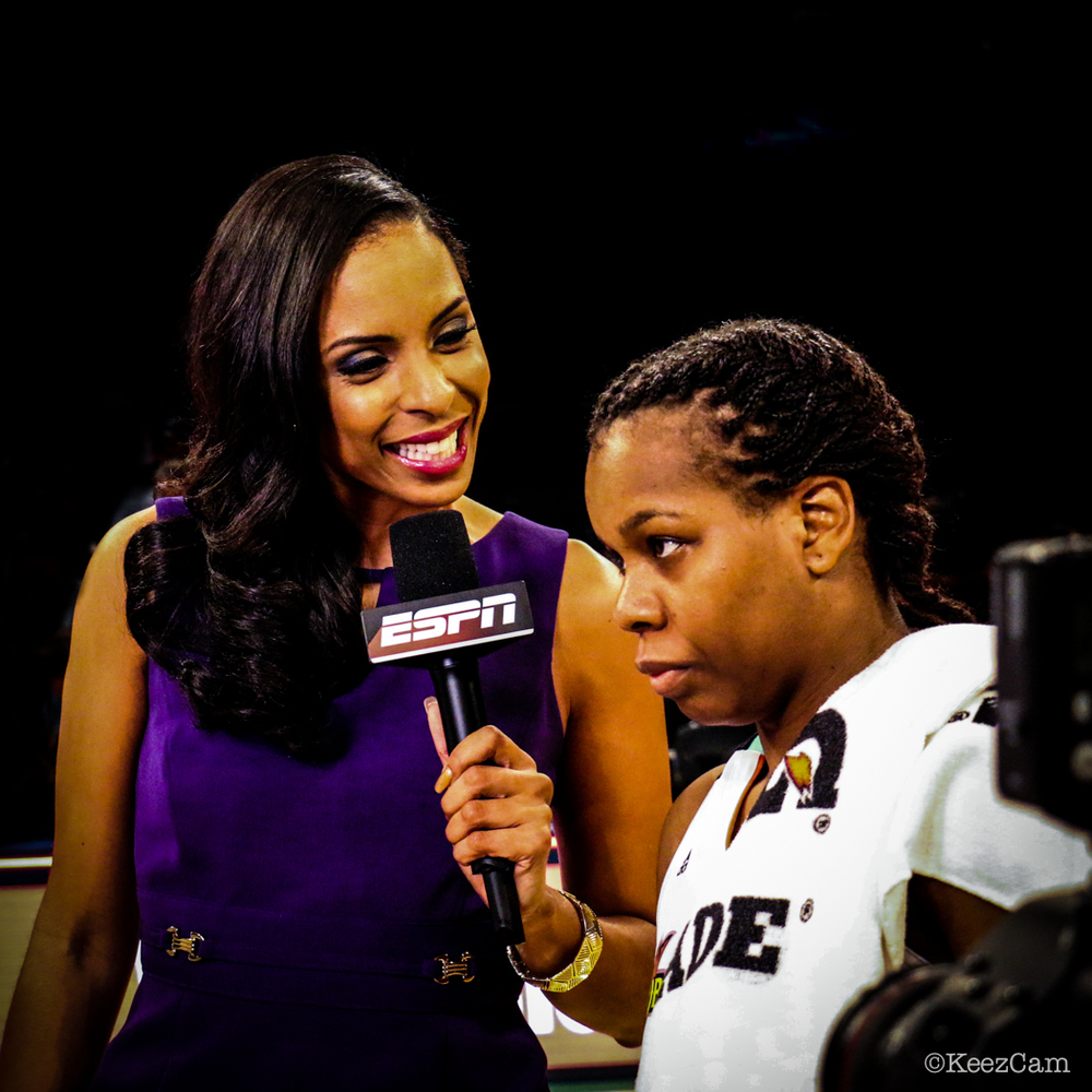 LaChina Robinson & Epiphanny Prince