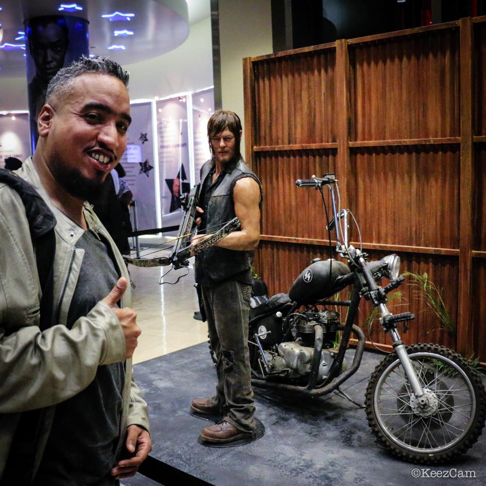 Keez & Daryl Dixon