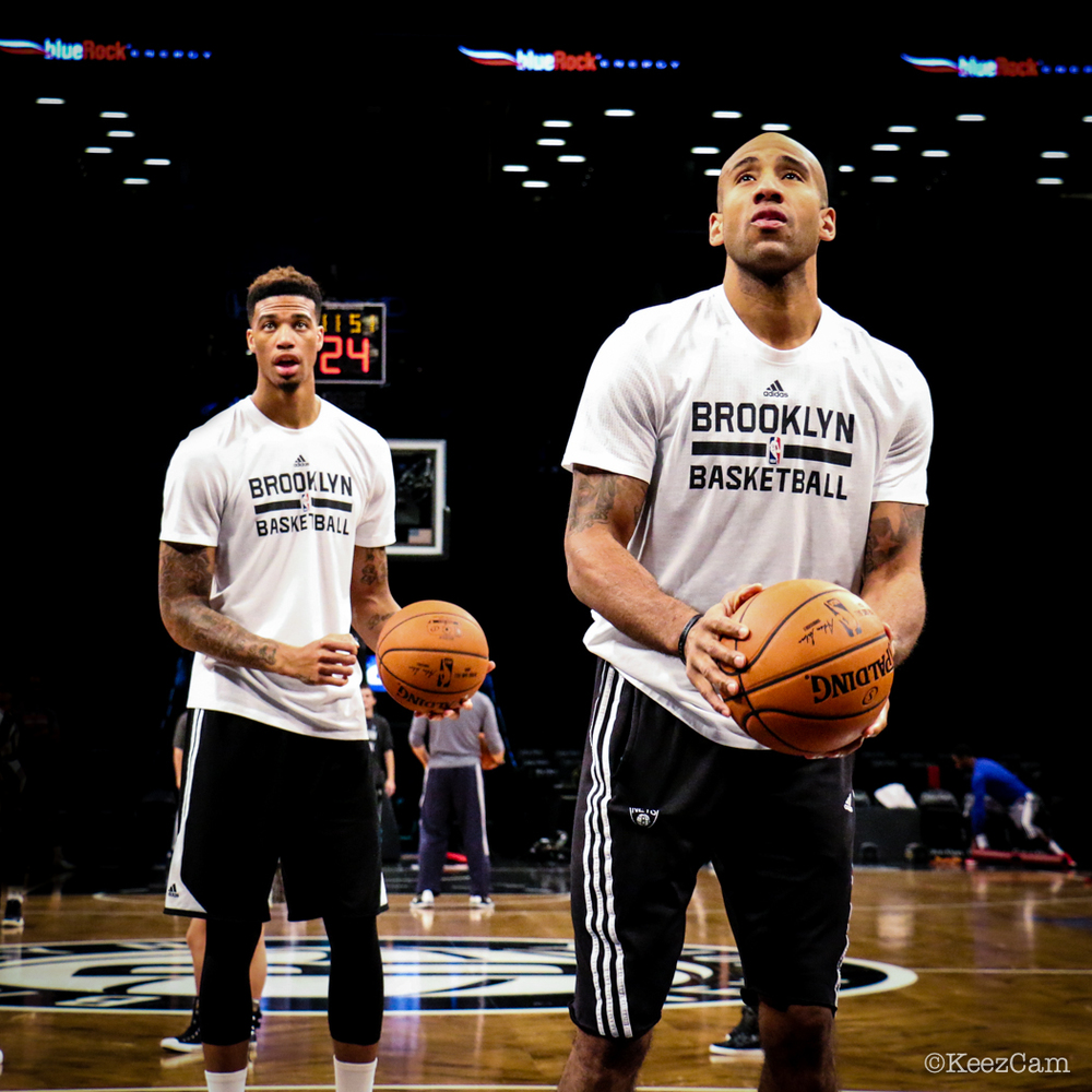 Chris McCullough & Dahntay Jones