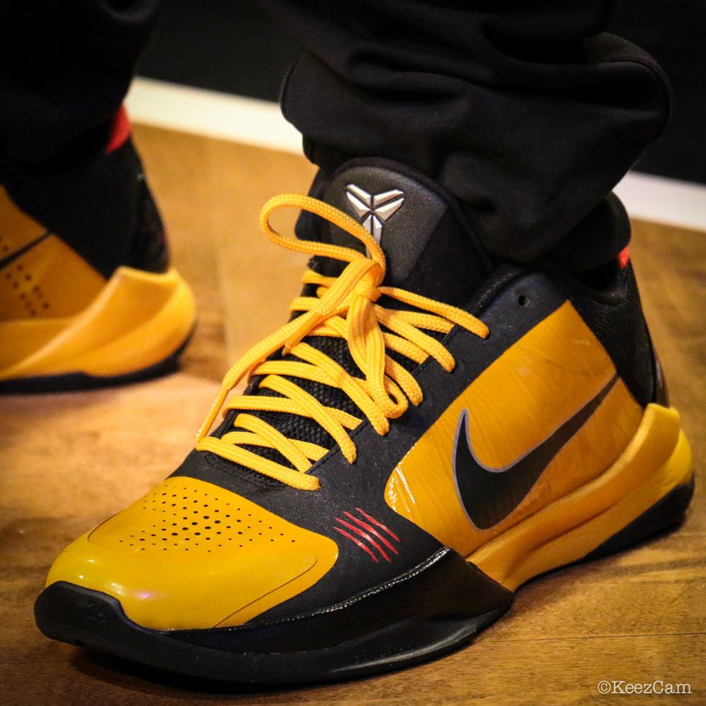 Courtside Kicks