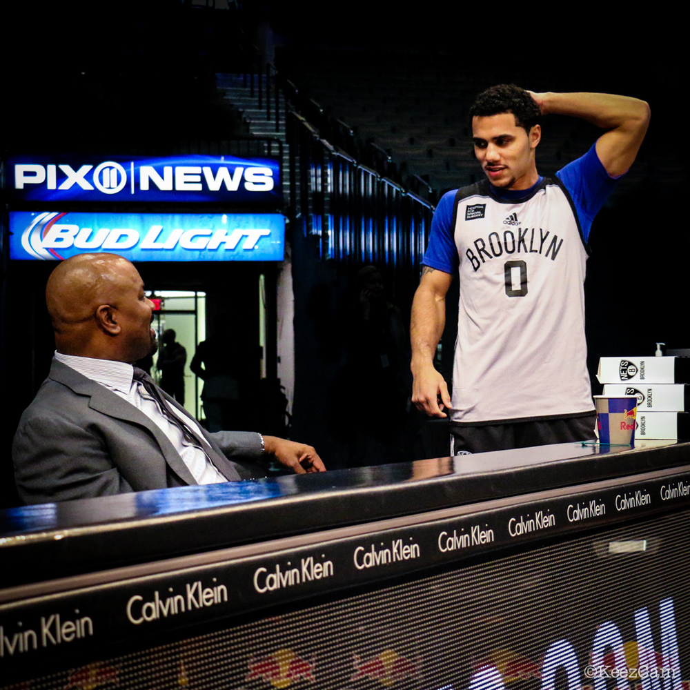 Billy King & Shane Larkin