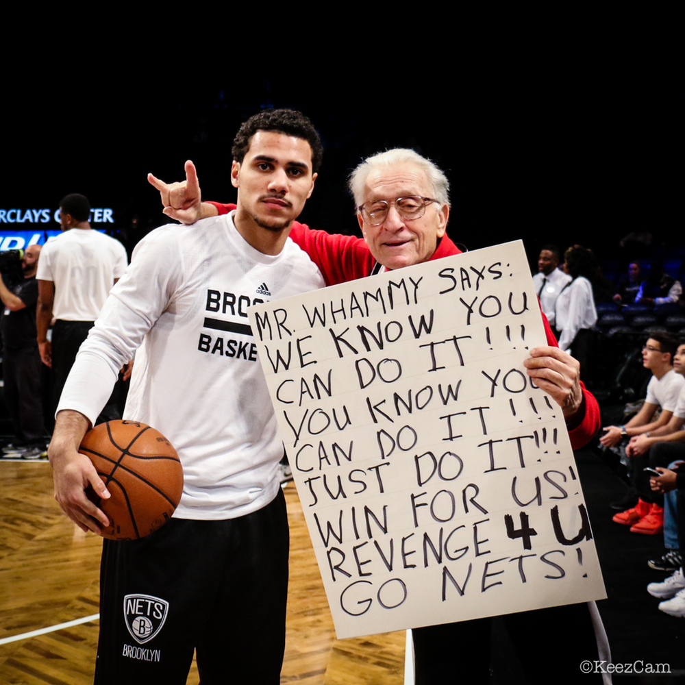 Shane Larkin & Mr. Whammy