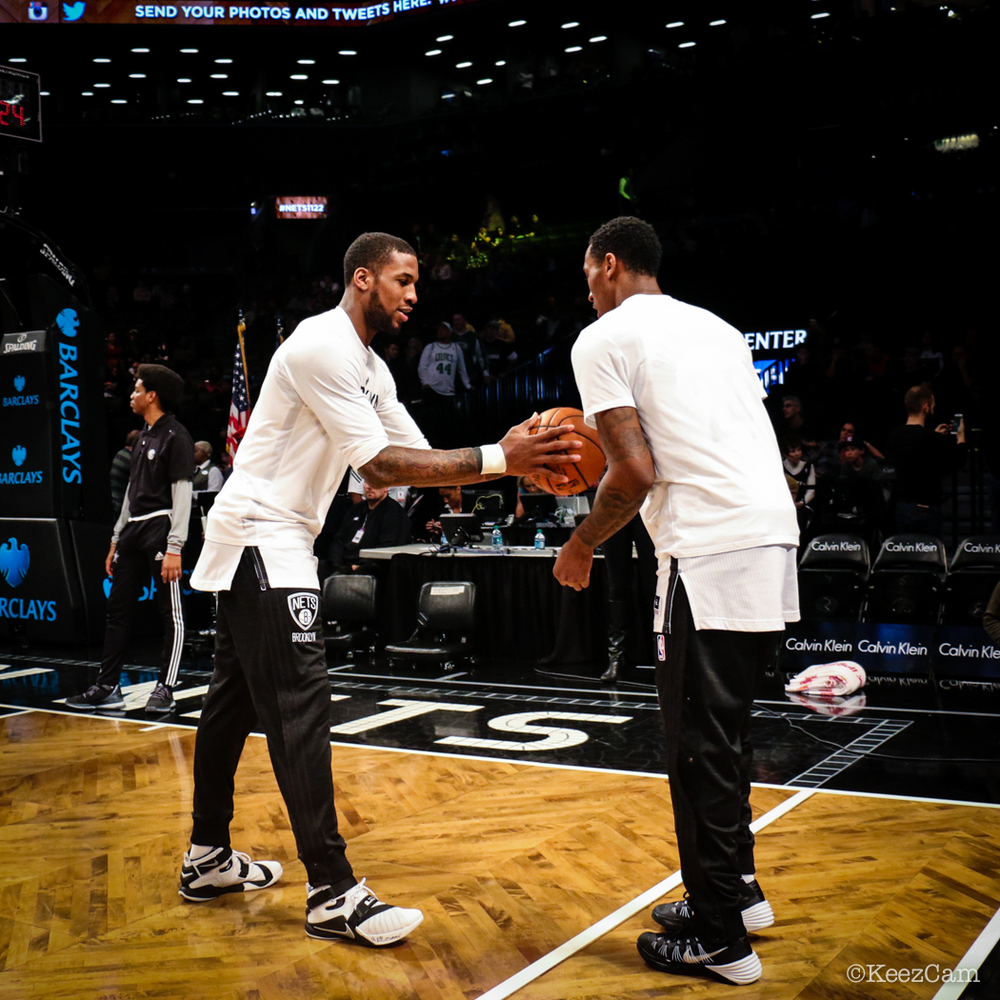 Thomas Robinson & Rondae Hollis-Jefferson