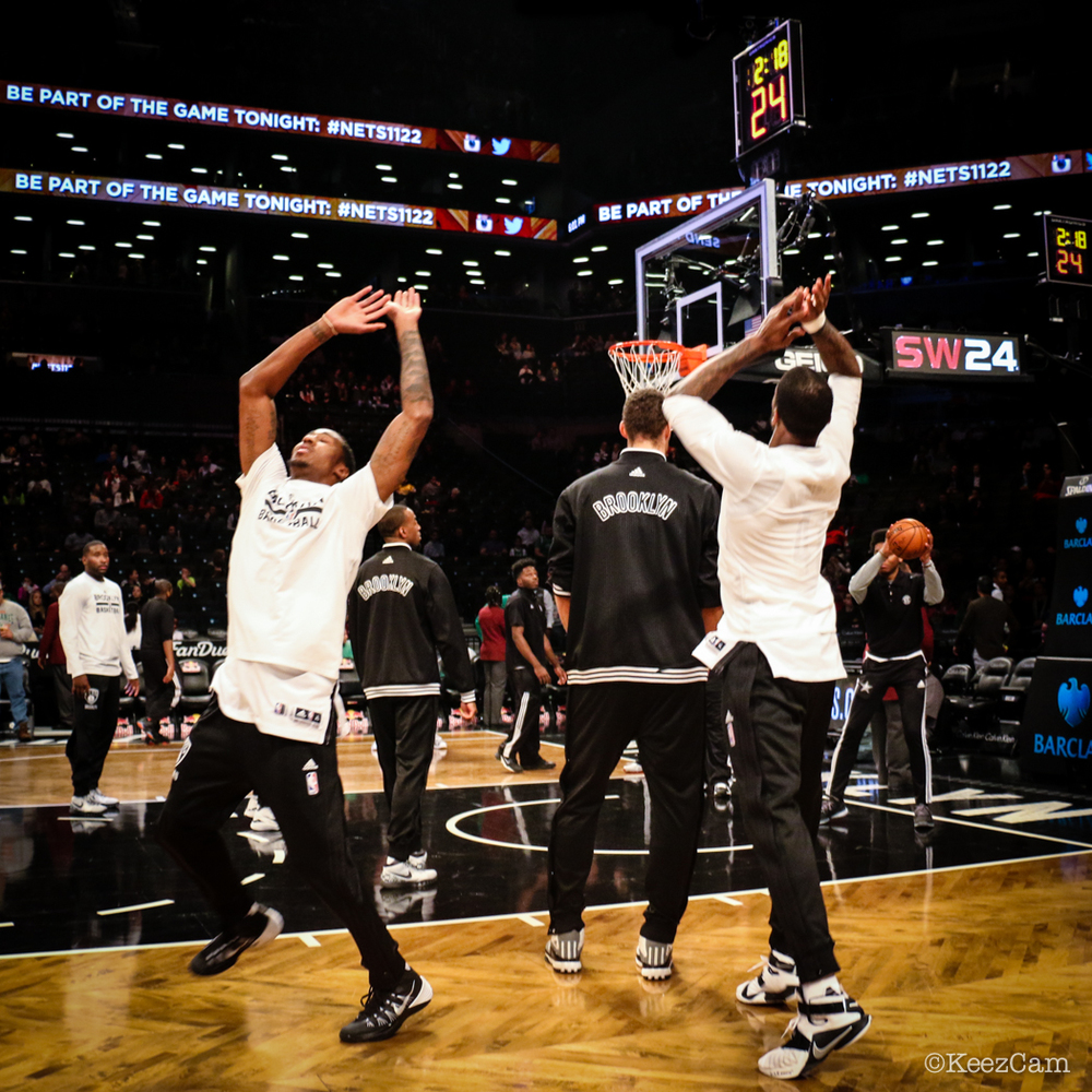 Rondae Hollis-Jefferson & Thomas Robinson