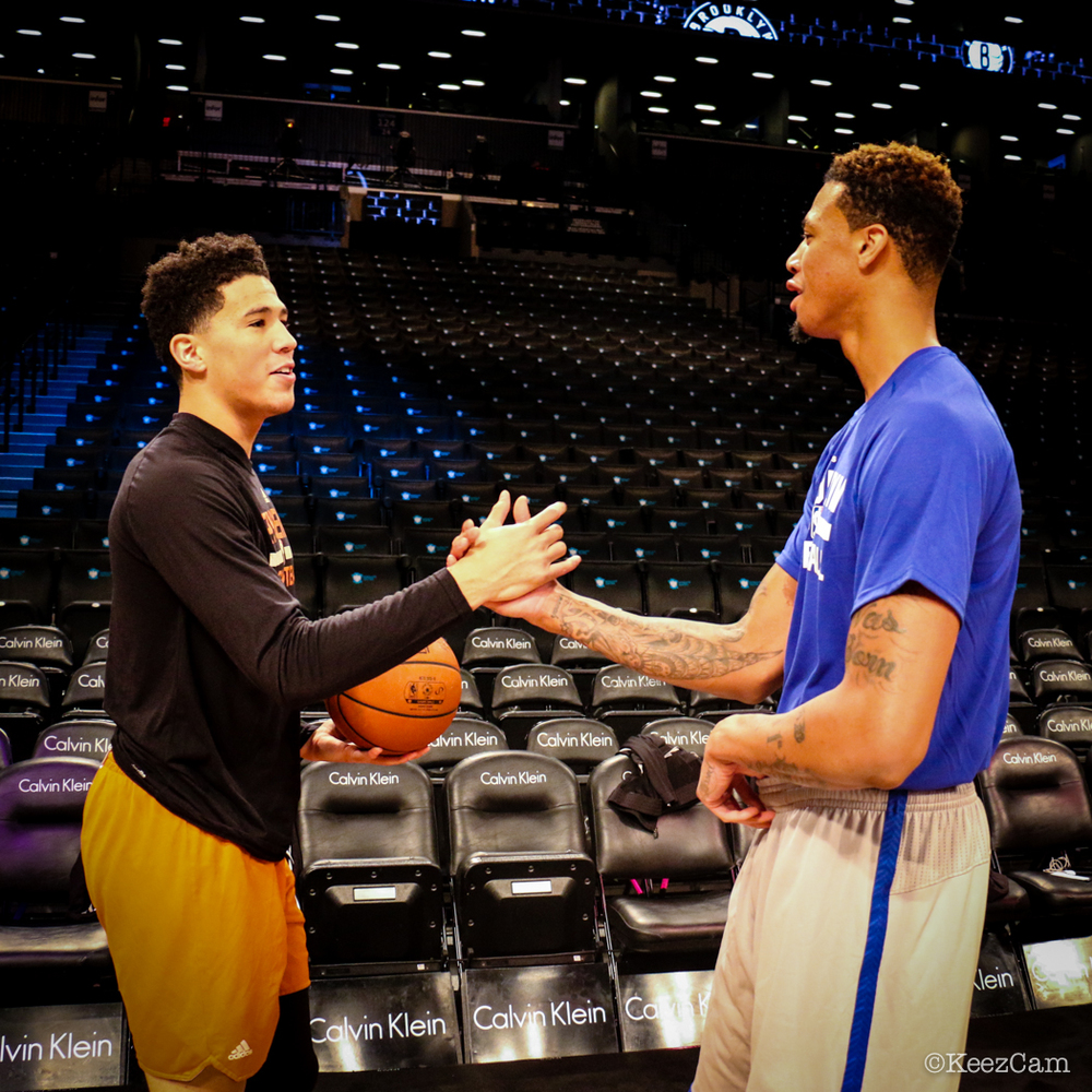 Devin Booker & Chris McCullough