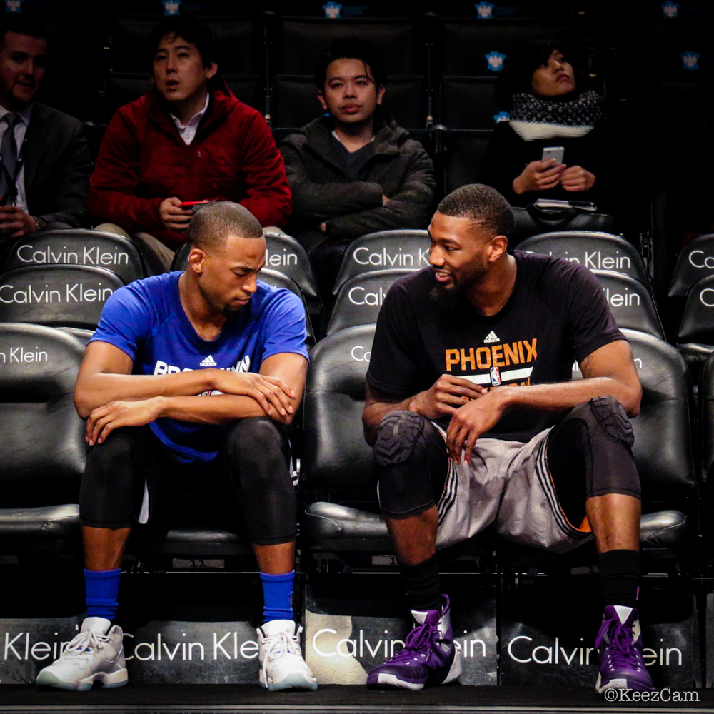 Markel Brown & Cory Jefferson