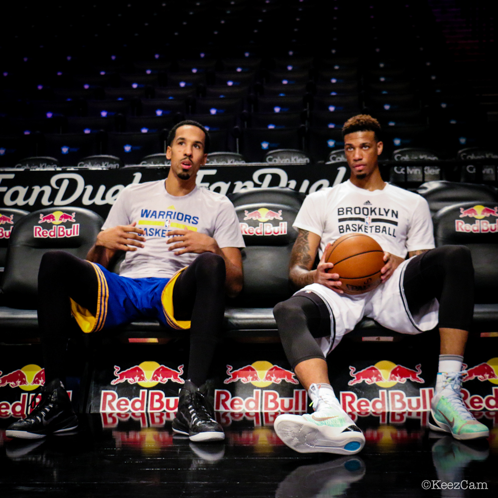 Shaun Livingston & Chris McCullough