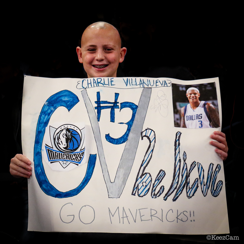 Charlie Villanueva fan