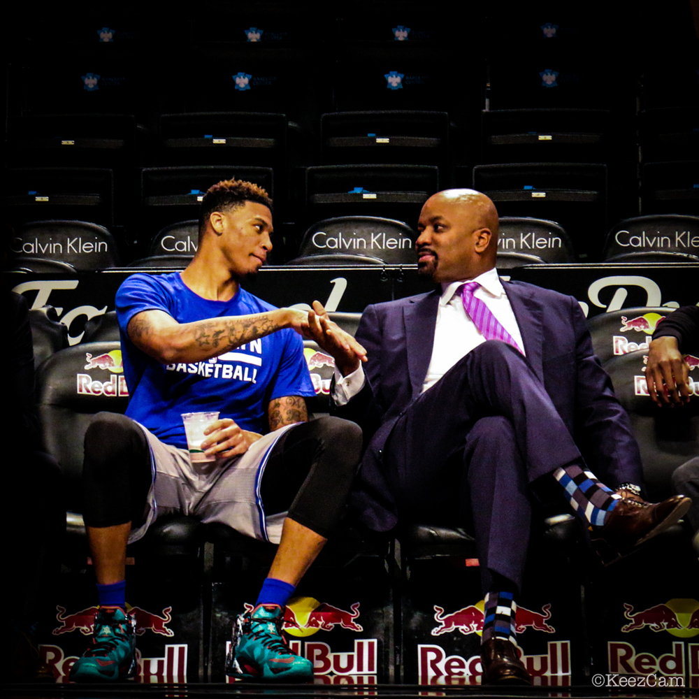 Chris McCullough & Billy King