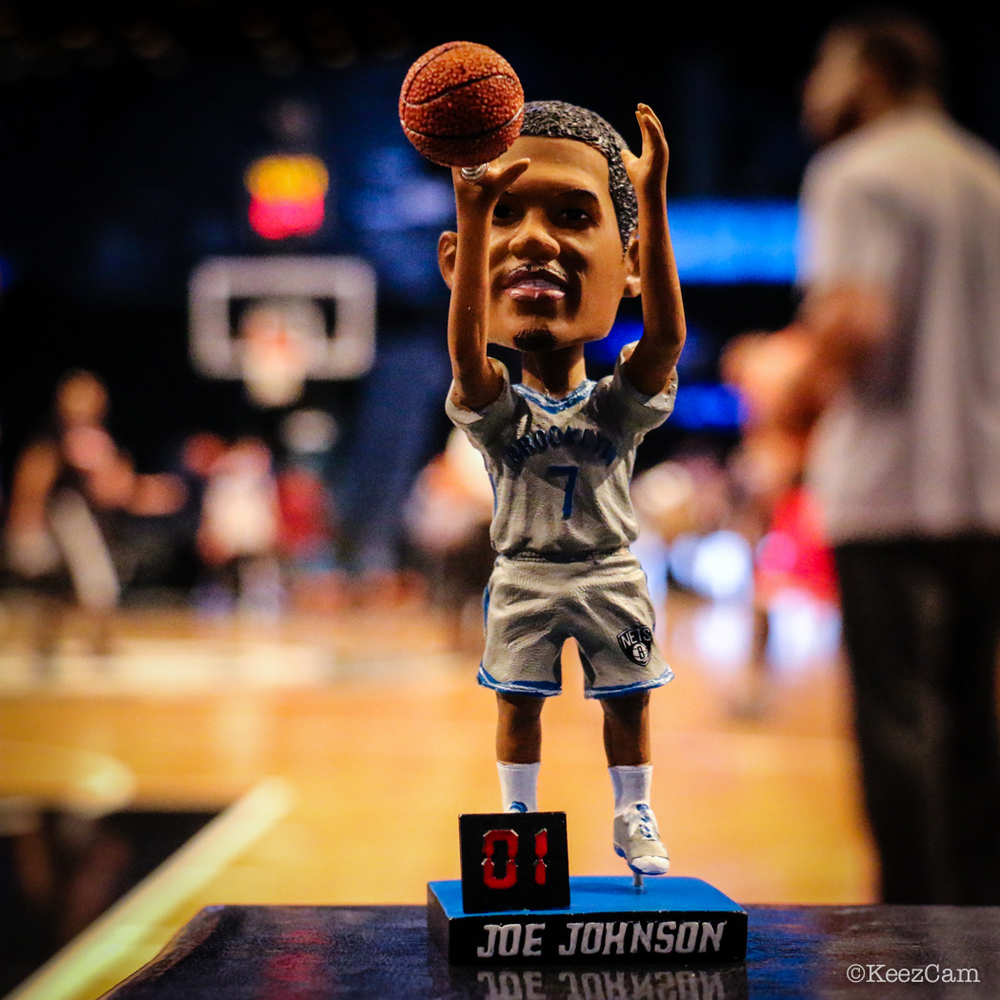 Joe Johnson Bobble Head
