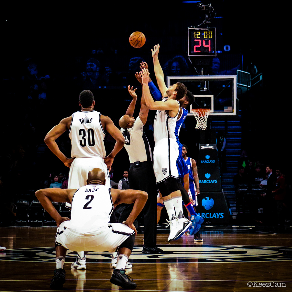 Philadelphia 76'ers vs. Brooklyn Nets