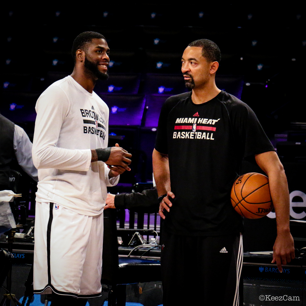 Willie Reed & Juwan Howard