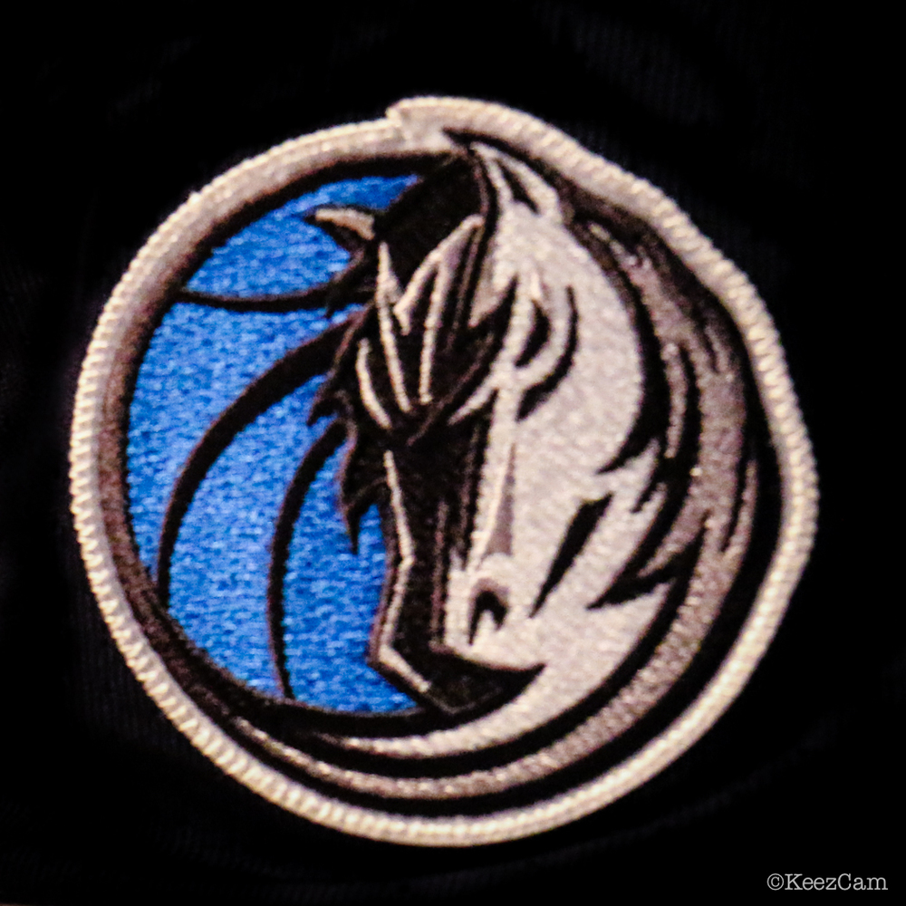 Dallas Mavericks Logo Patch