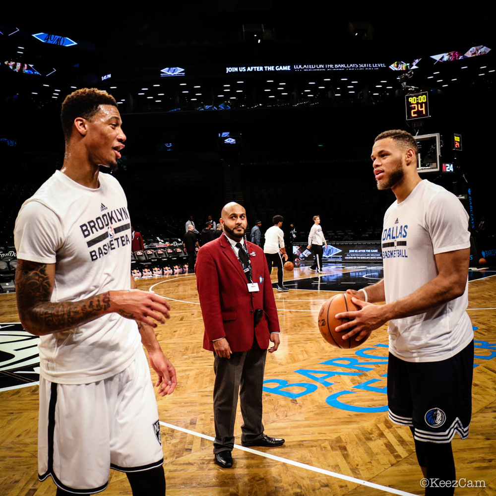 Chris McCullough & Justin Anderson