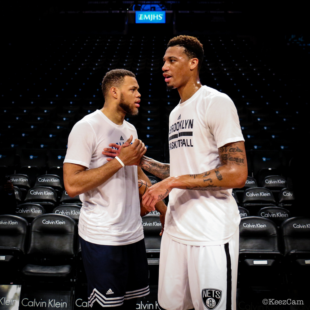 Justin Anderson & Chris McCullough