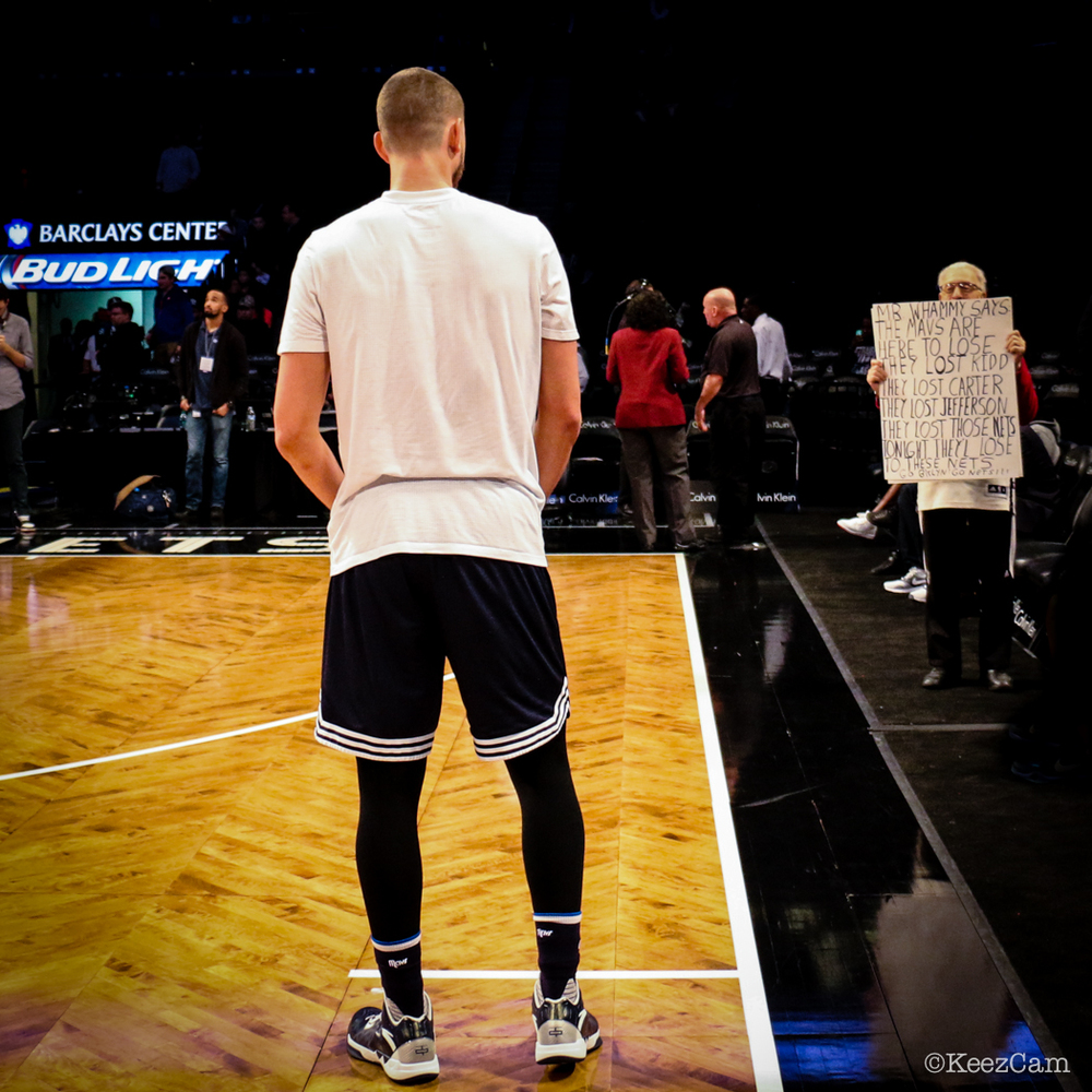 Chandler Parsons & Mr. Whammy