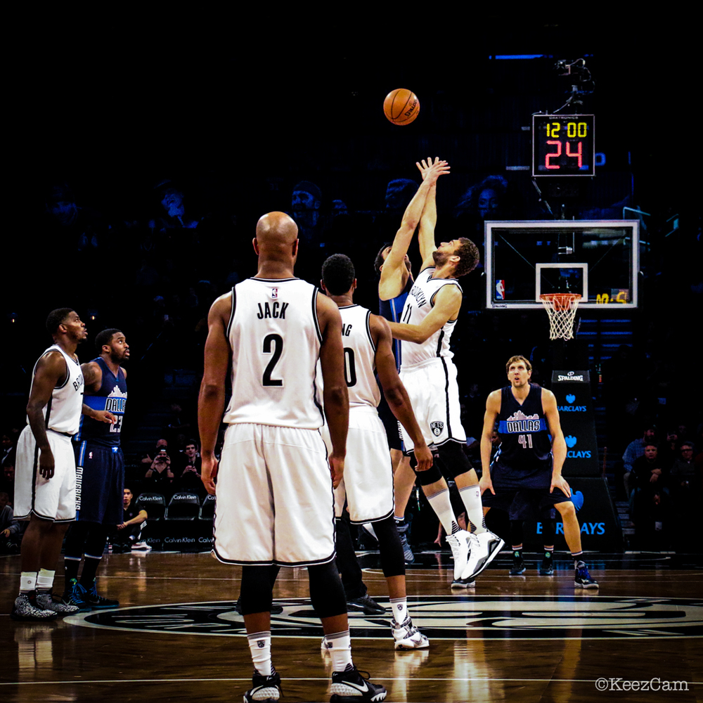 Dallas Mavericks vs. Brooklyn Nets