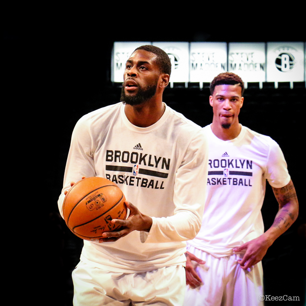 Willie Reed & Chris McCullough