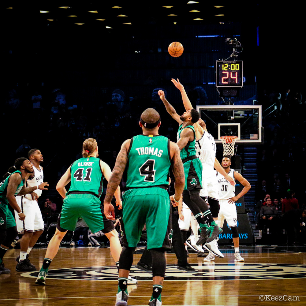 Boston Celtics vs. Brooklyn Nets