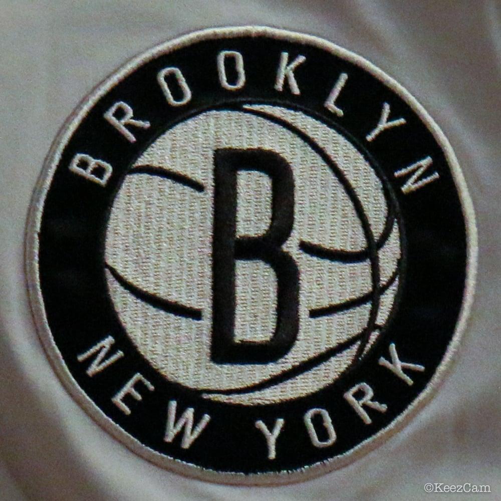 Brooklyn Nets logo patch