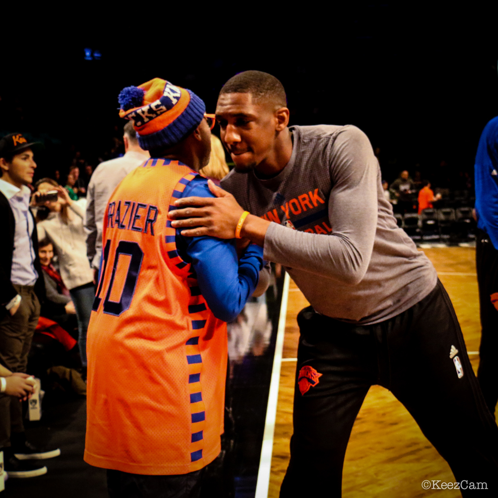 Spike Lee & Langston Galloway