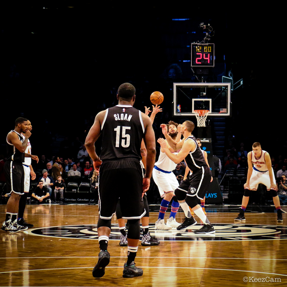 New York Knicks vs. Brooklyn Nets