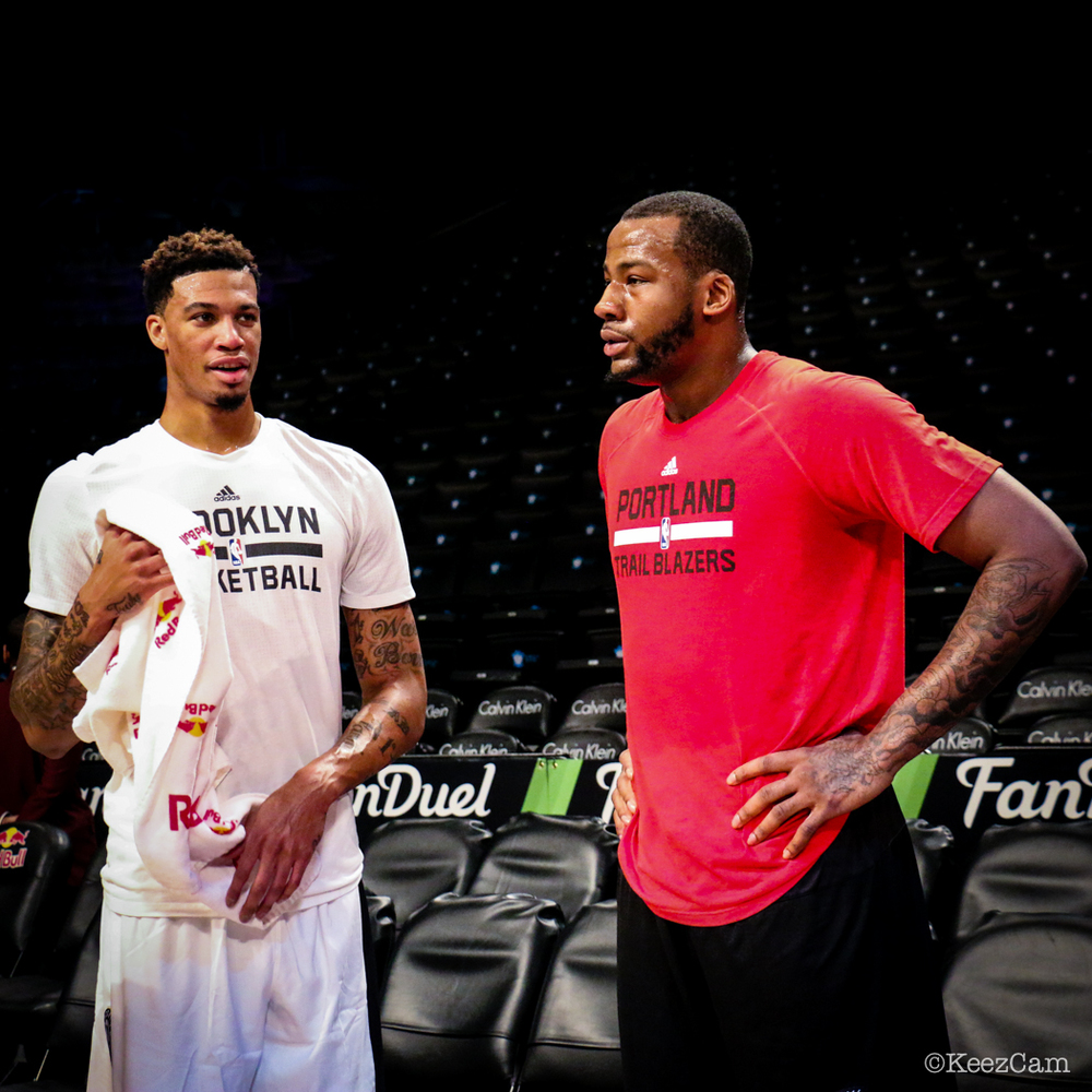 Chris McCullough & Cliff Alexander