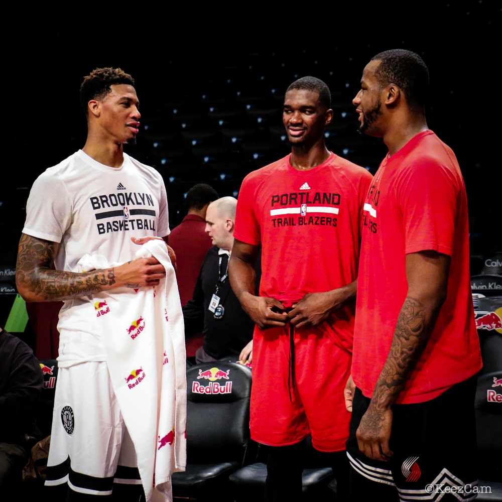 Chris McCullough, Noah Vonleh & Cliff Alexander