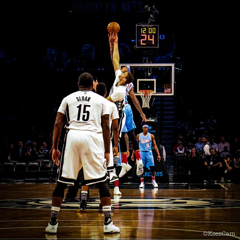 Sacramento Kings vs Brooklyn Nets
