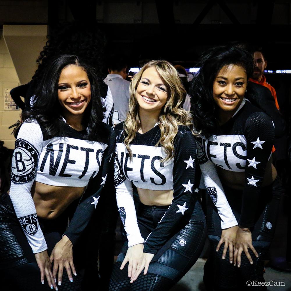 Brooklyn Nets Dancers