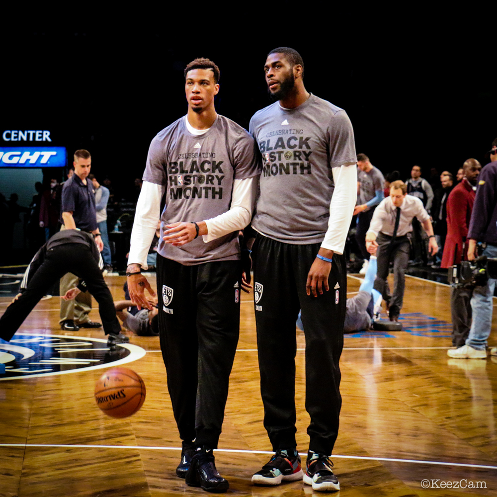 Chris McCullough & Willie Reed