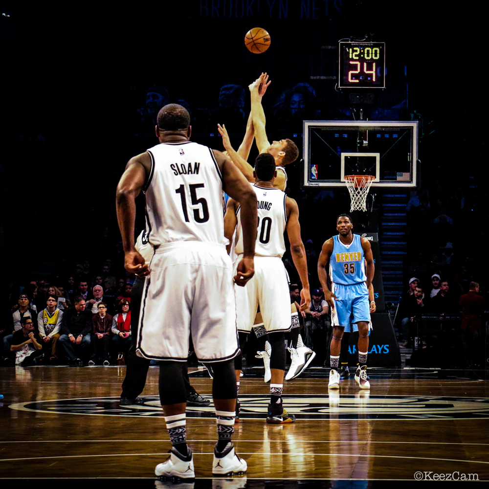 Denver Nuggets vs. Brooklyn Nets