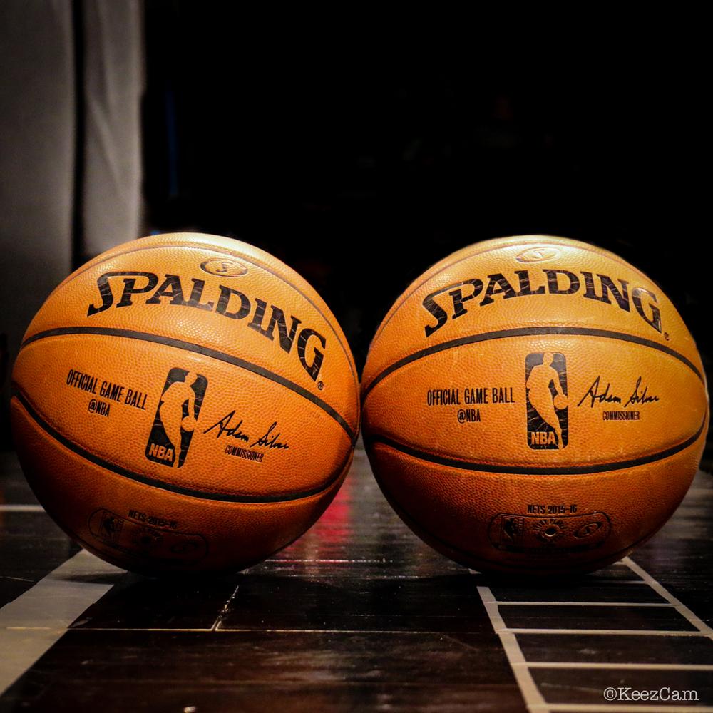 Game balls in Brooklyn