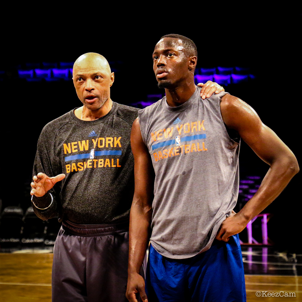 Jim Cleamons & Jerian Grant