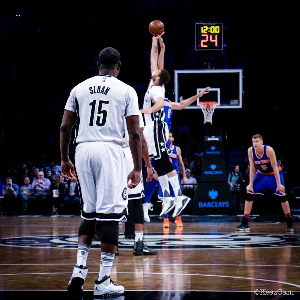 New York Knicks vs. Brooklyn Nets
