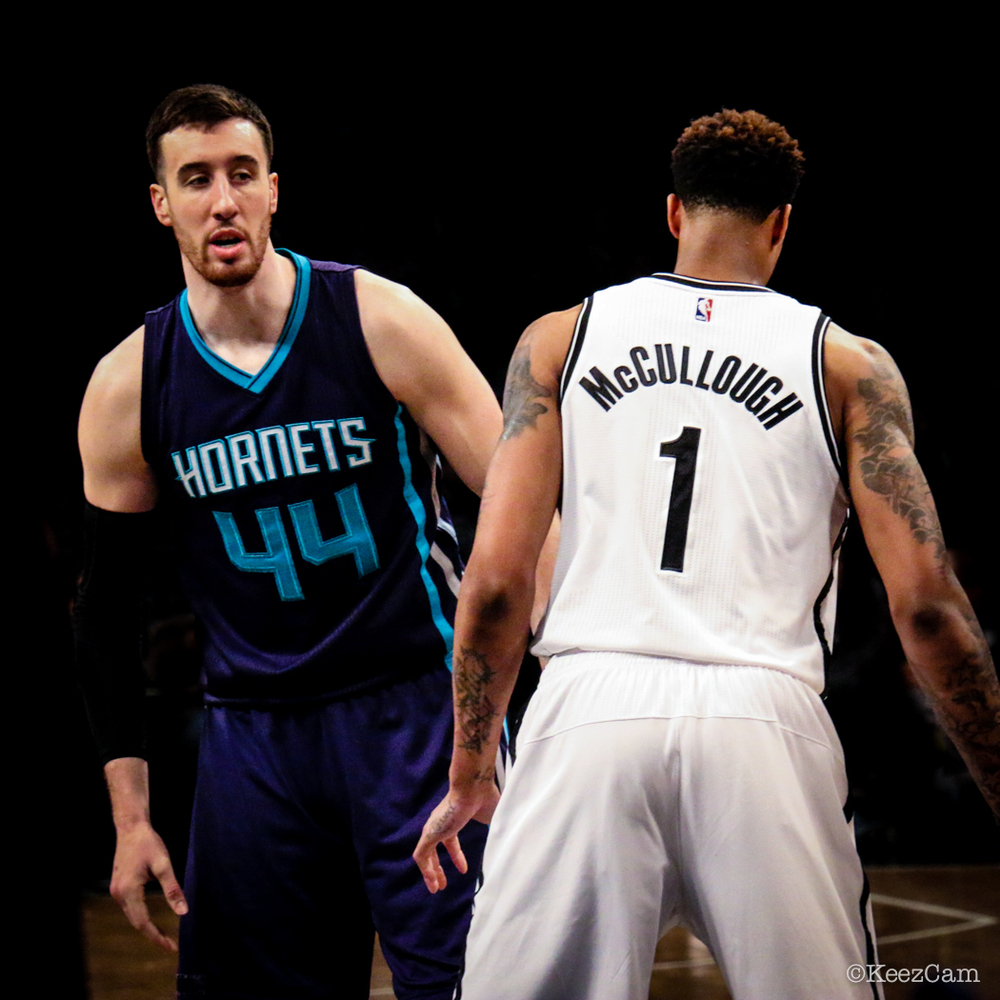 Frank Kaminsky & Chris McCullough