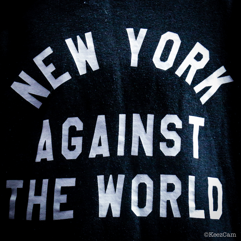 New York Against The World